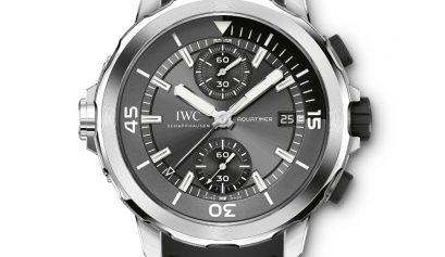 "IWC Aquatimer Chronograph Edition ""Sharks"""