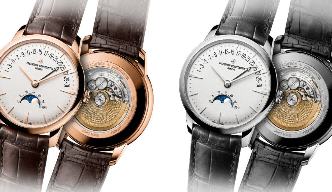 Vacheron Constantin Calendario Retrogrado Repliche