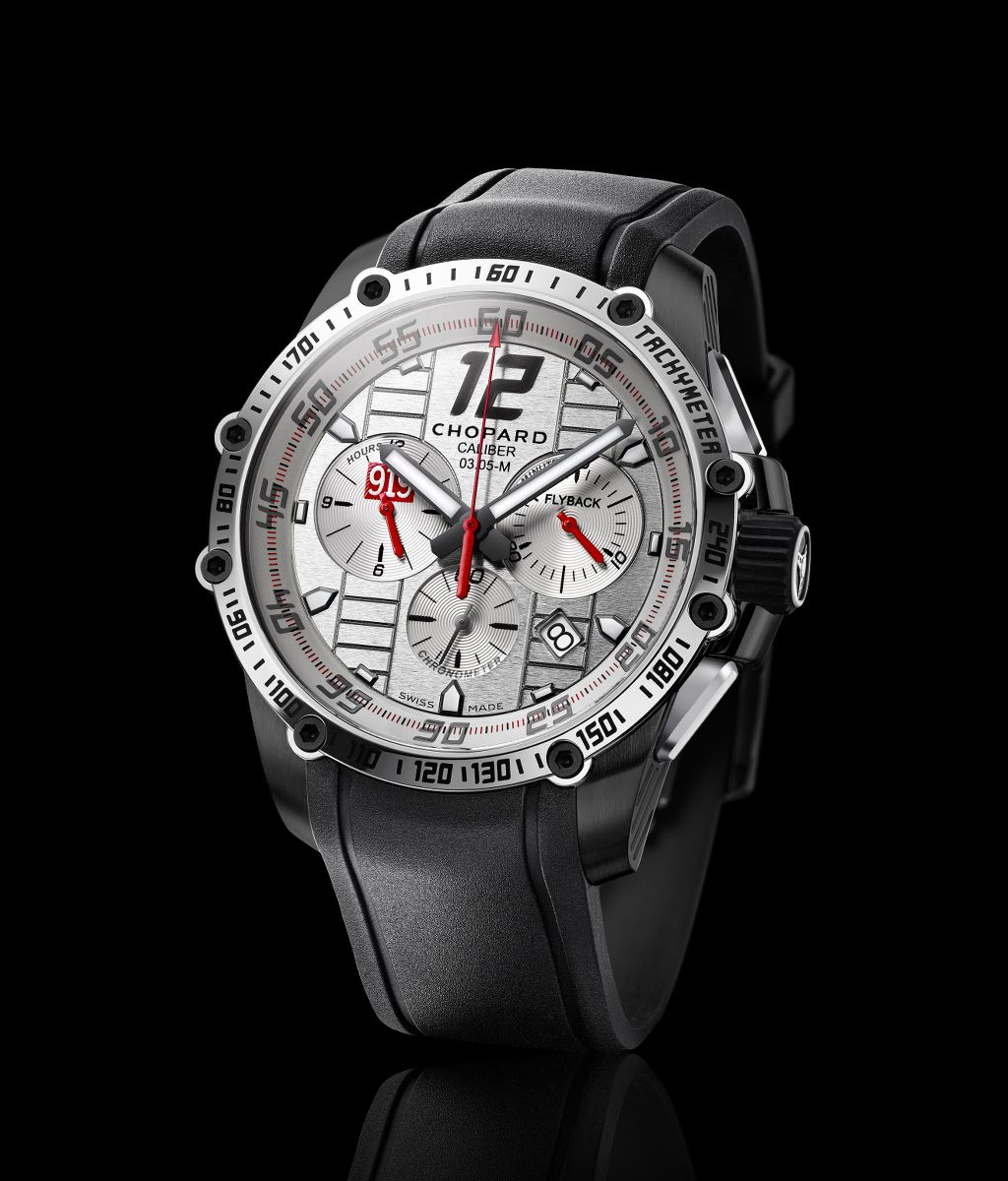 foto fronte Superfast Chrono Porsche 919 Only Watch 2015